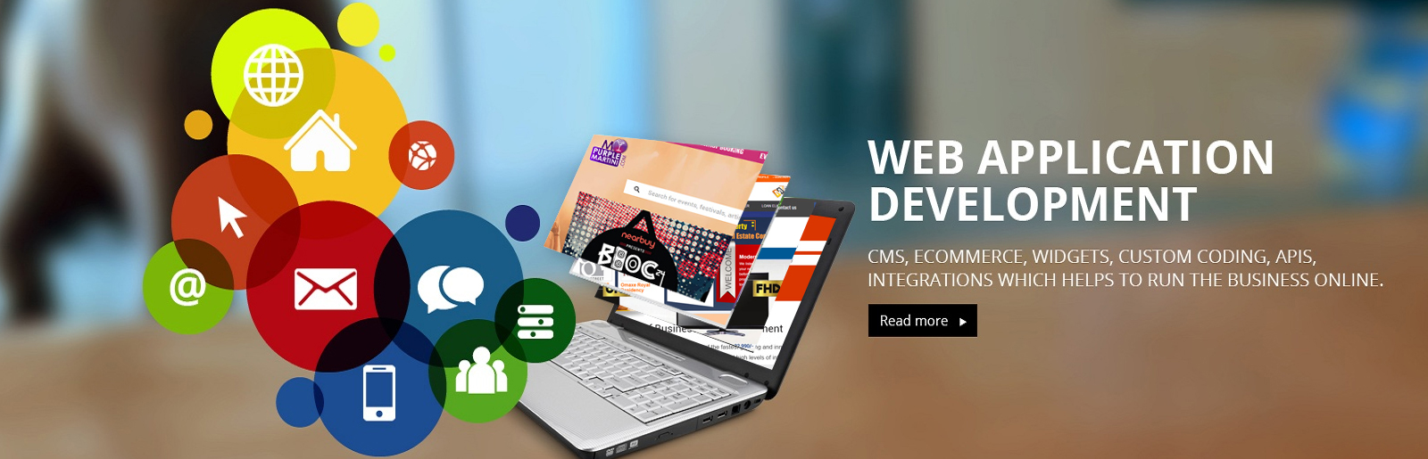 Top Website Designing, Development and Seo Company in Delhi - India